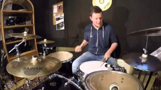 "Rascal Flatts - Life Is A Highway (""Cars"" theme song) // Drumcover by Max"