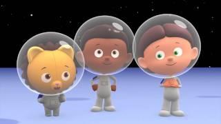 """Развивающий мультфильм: """"Считаем с Полой"""". Цифра 8. Восьмой кристалл. ."""