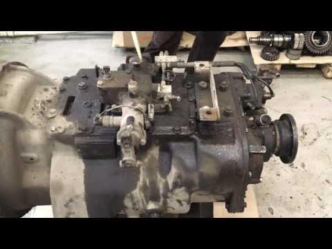Ремонт КПП CAMC (12JS160T)