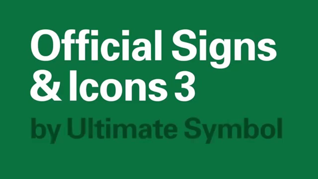 Universal Symbols In Health Care Volume 9 Of Os3 Youtube