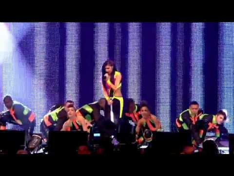 Nicole Scherzinger - Don't Hold Your Breath Live At Radio 1 Big Weekend
