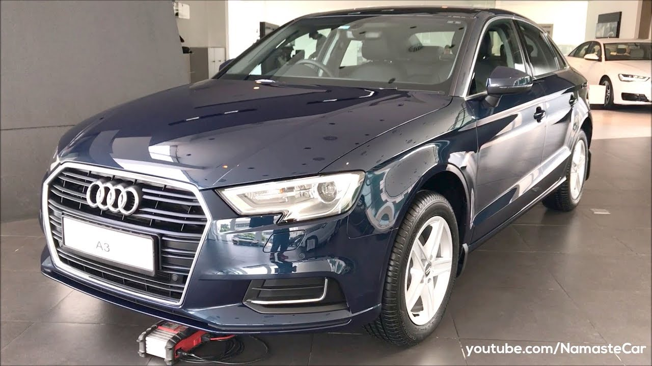 audi a3 sedan 35 tfsi 8v 2017 real life review youtube. Black Bedroom Furniture Sets. Home Design Ideas