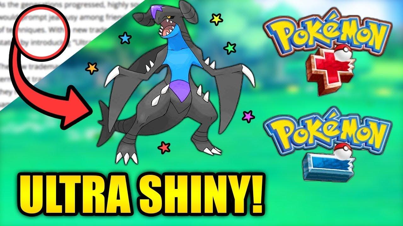 New Ultra Shiny Rarity in Pokémon Switch + Pokémon Plus & Minus LEAK CONFIRMED?!