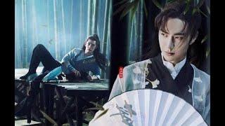 陈情令 肖战王一博 魏无羡 蓝湛 古装帅哥靓男 男星 Chinese Celebrities Costume drama Xiao Zhan Wang Yibo Handsome male stars