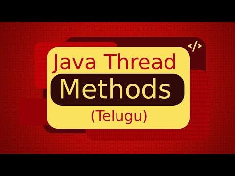 java-thread-methods-in-telugu-|-java-multithreading-in-telugu-|-జావా-(java-in-telugu)