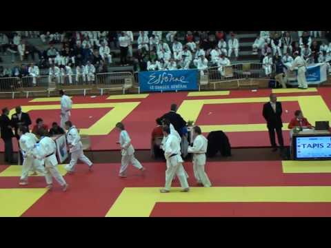 Sport Adapté : Championnat de France de judo 2014