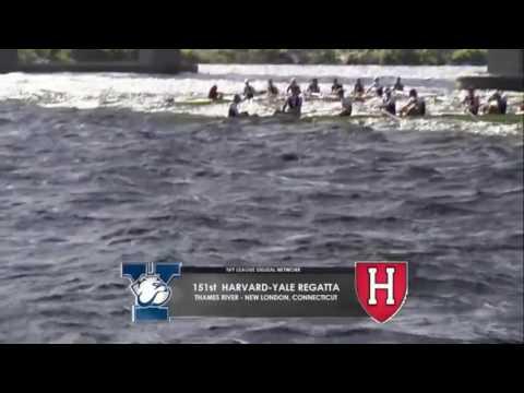 The 151st Yale-Harvard Regatta