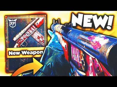 "NEW VOLK Assault Rifle is UNSTOPPABLE in COD WW2! NEW ""VOLKSSTURMGEWEHR"" DLC WEAPON Gameplay!"