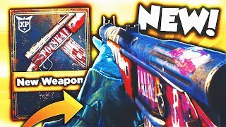 "NEW VOLK Assault Rifle is UNSTOPPABLE in COD WW2! NEW ""VOLKSSTURMGEWEHR"" DLC WEAPON Gameplay!"