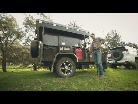 DOT 6 WUHT Camper Trailer - Drifta Camping & 4WD