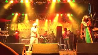 Warrior King & Turbulence @ Reggaejam 2013
