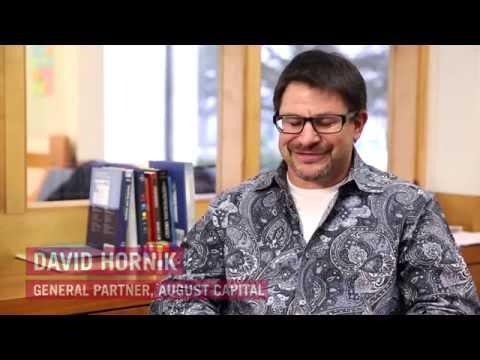 David Hornik, venture capitalist, August Capital
