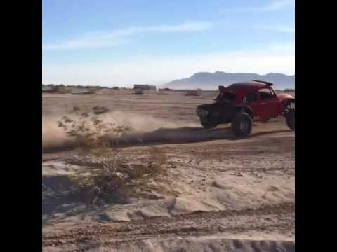 RedV8 baja bug 2017