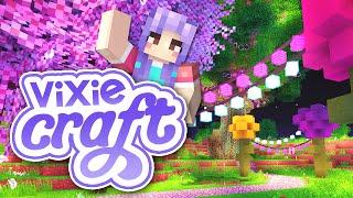 Kawaii Minecraft Fairy House 2