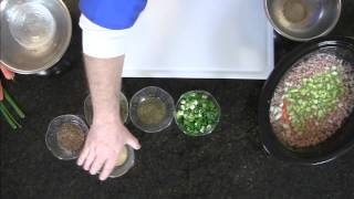 Navy Bean Soup - Cooking Under Ten