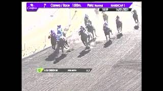 Vidéo de la course PMU PREMIO COSTERO TROPICAL