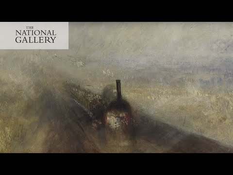 Turner's Rain, Steam, And Speed | Talks For All | National Gallery