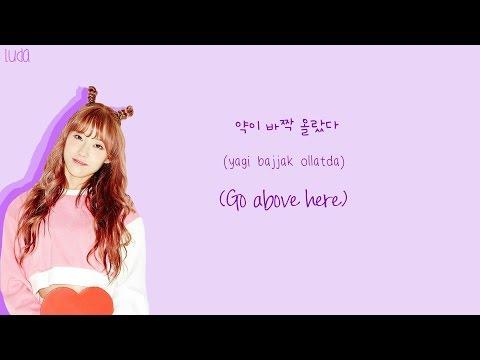 Cosmic Girls WJSN (우주소녀) - Catch Me Lyrics (Color Coded Han|Rom|Eng) | By Soshi Lyrics