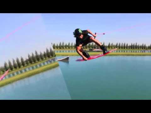 DANIEL GRANT WAKEBOARD VIDEO