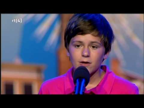Holland's Got Talent 2010  Stephan