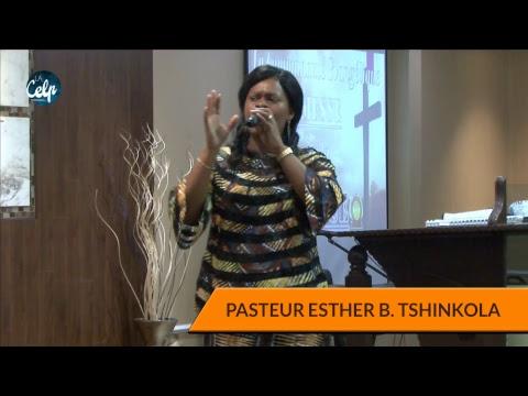 le retour au palais royal - pasteur Esther B. Tshinkola