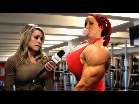 FEMALES BODYBUILDING,- MARIA GARCIA, IFBB MUSCLE, WORKOUT, FITNESS
