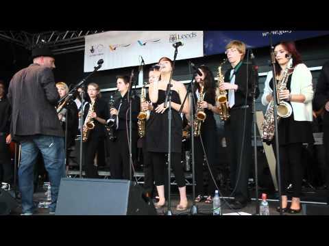 Garforth Jazz Rock and at Garforth Arts Festival 2011 -Fast Car