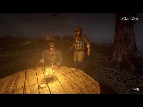 Javier Pulls a Knife on Bill / Altercations / Hidden Dialogue / Red Dead Redemption 2 thumbnail
