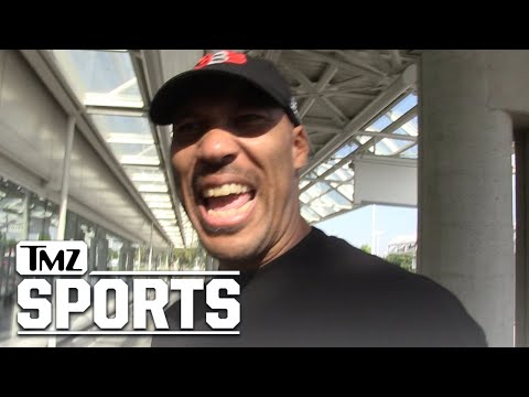 Lavar Ball Fires Back At Joel Embiid, You're Dumb and Injury Prone | TMZ Sports