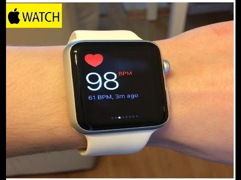 How To Check Heart Rate On Apple Watch