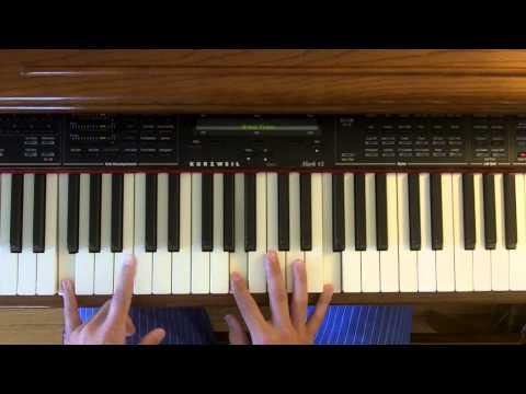 O Christmas Tree (O Tannenbaum) Piano Tutorial