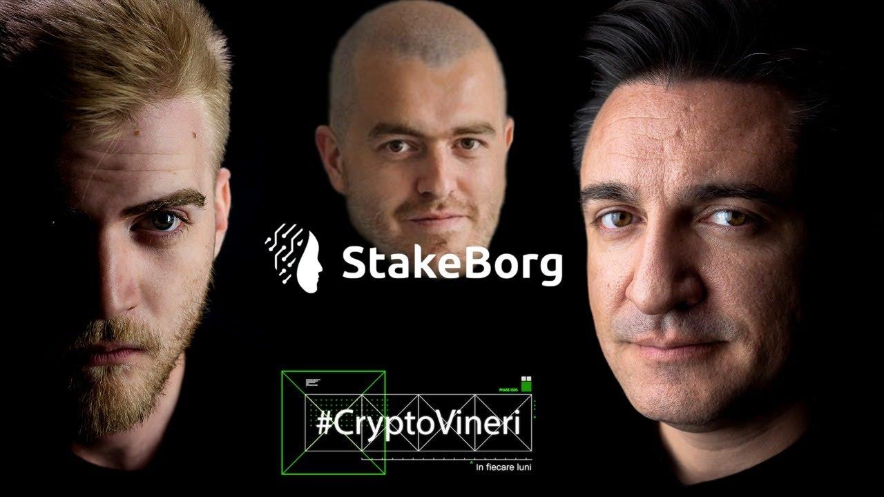 LIVE #CryptoVineri - GME, DOGE, XRP cu Vlad Mercori (cofondator Stakeborg)