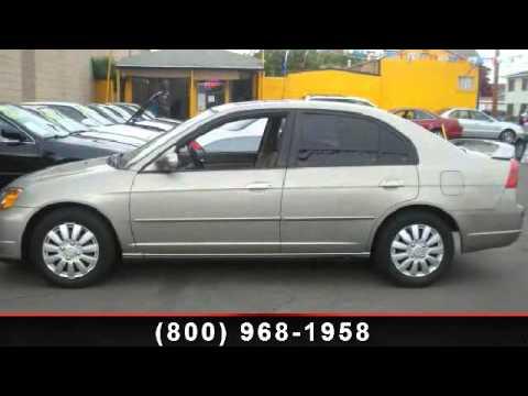 2003 Honda Civic - Used Hondas USA - Bellflower, CA 90706