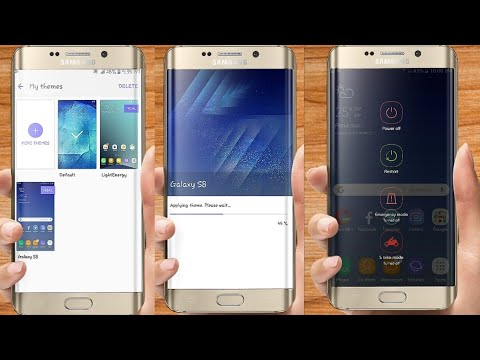 Samsung Experience 8.1 UI in any samsung phone | Android Tech  1080p FULL HD