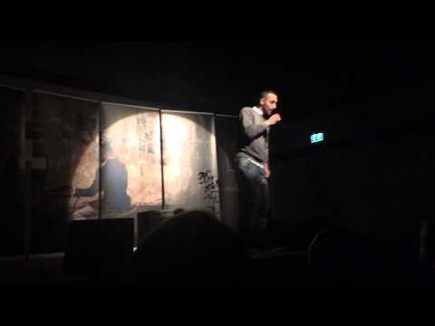 Muhabbet Show Frankfurt 19.09.2015 Bazen (Babasinin Bestesi) - Aklimdan Gecenler