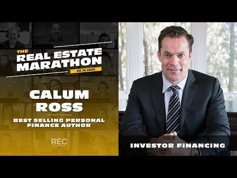 REC Real Estate Marathon - Calum Ross - Investor Financing