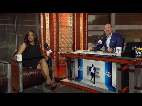 FOX Sports' Pam Oliver Joins the Rich Eisen Show In-Studio | Full Interview | 5/22/18