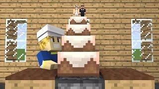 Youtuberlar Yemek Yapma Yarışması - Minecraft Animasyon