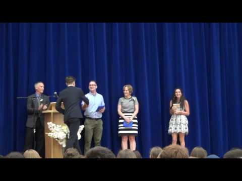 Edmunds Middle School 2017 Graduation -  Language Arts