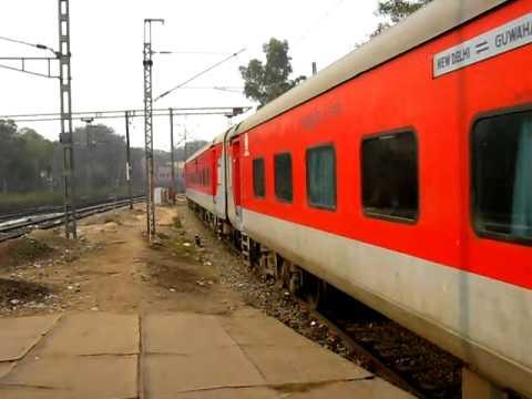 22424 Dibrugarh Rajdhani express