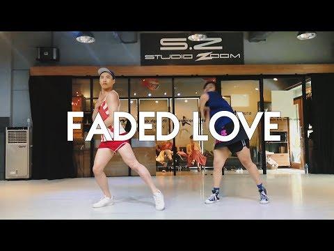 Faded Love -Tinashe   JazzFunk Routine by Beam   Zoom Studio Bangkok