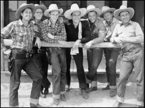 Sons Of The Pioneers - I'm Crying My Heart Out Over You (1942).