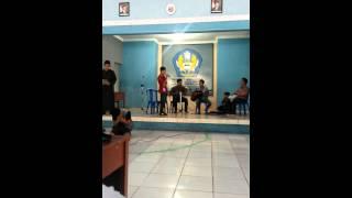 "SMA N 1 sukanagara musikalisasi puisi ""karya Amir Hamzah"""