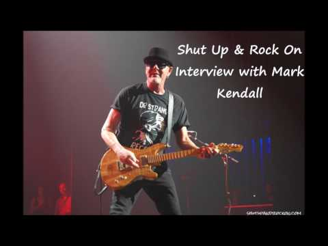 Interview with Guitarist Mark Kendall (Great White)