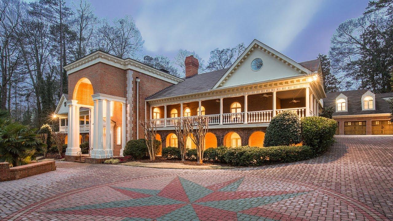 SOLD!  631 Fairfield Rd, Atlanta | Debra Johnston | Berkshire Hathaway Luxury Collection