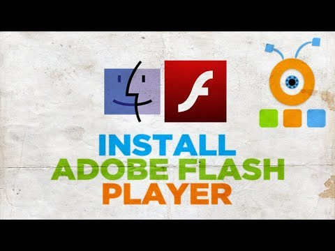 How To Install Adobe Flash Player For MacOS