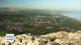 Înălțimile Golan, sau cine ar vrea să trăiască într-un loc periculos