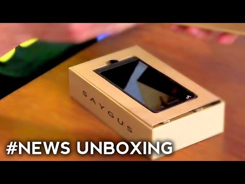Saygus V SQUARED Unboxing - Saygus V2 REVIEW and First Look
