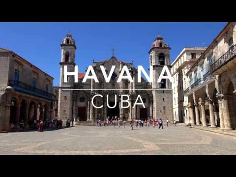 Top attractions in Havana Cuba