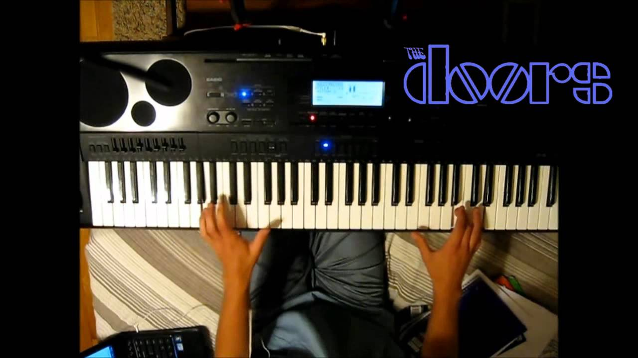 sc 1 st  YouTube & The Doors - Light My Fire [Organ] - YouTube